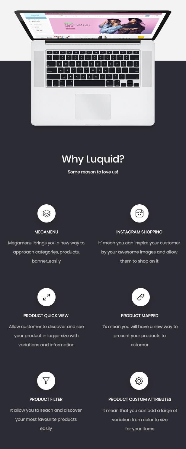feature leo liquid prestashop17 theme