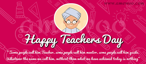 Teachers-Day #amewoo Greetings