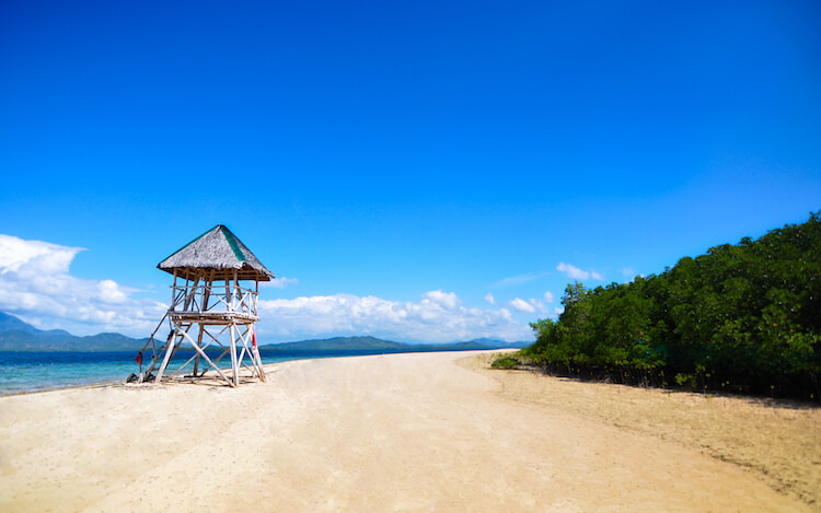 Pandan Island, 50+ Things to Do in Puerto Princesa, Tourist Spots Survive Travel (15)