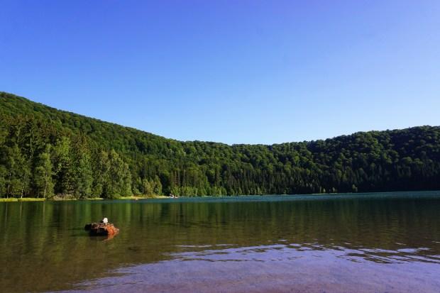 Lacul Sfânta Ana (Saint Anne Lake)