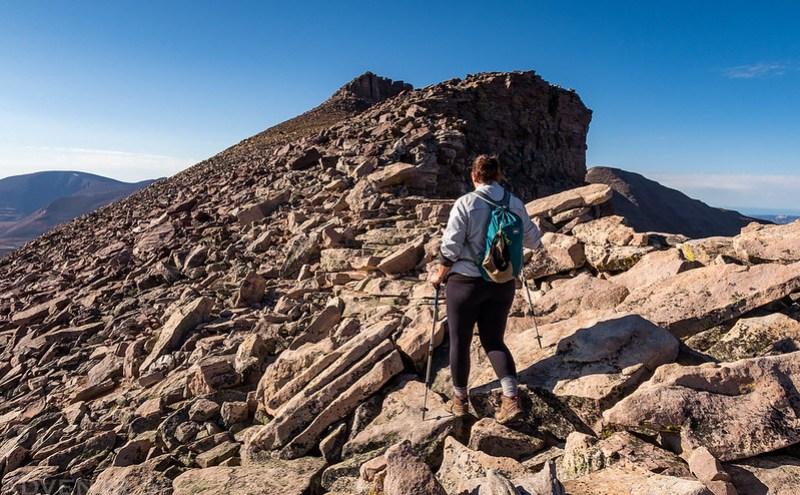 Kings Peak Ridge
