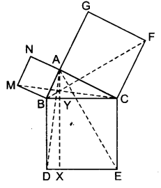 UP Board Solutions for Class 9 Maths Chapter 9 Area of Parallelograms and Triangles 9.4 8