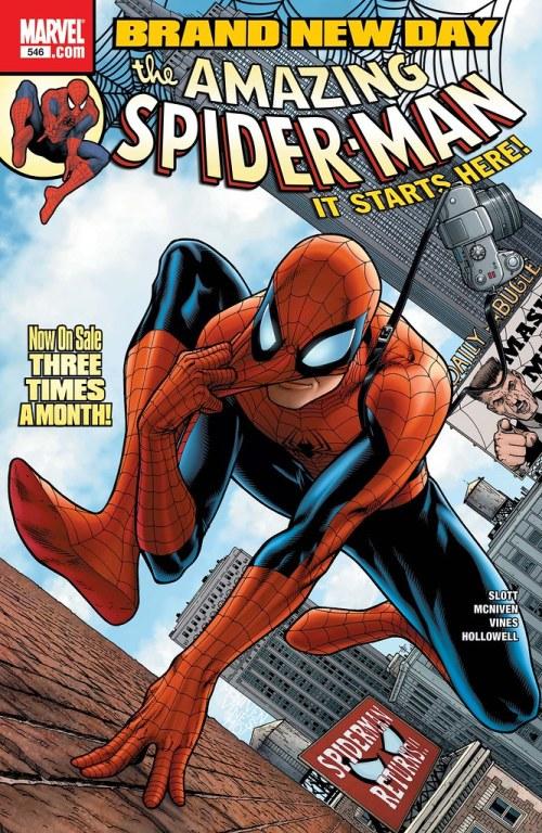 Amazing Spider-Man (1999) #546