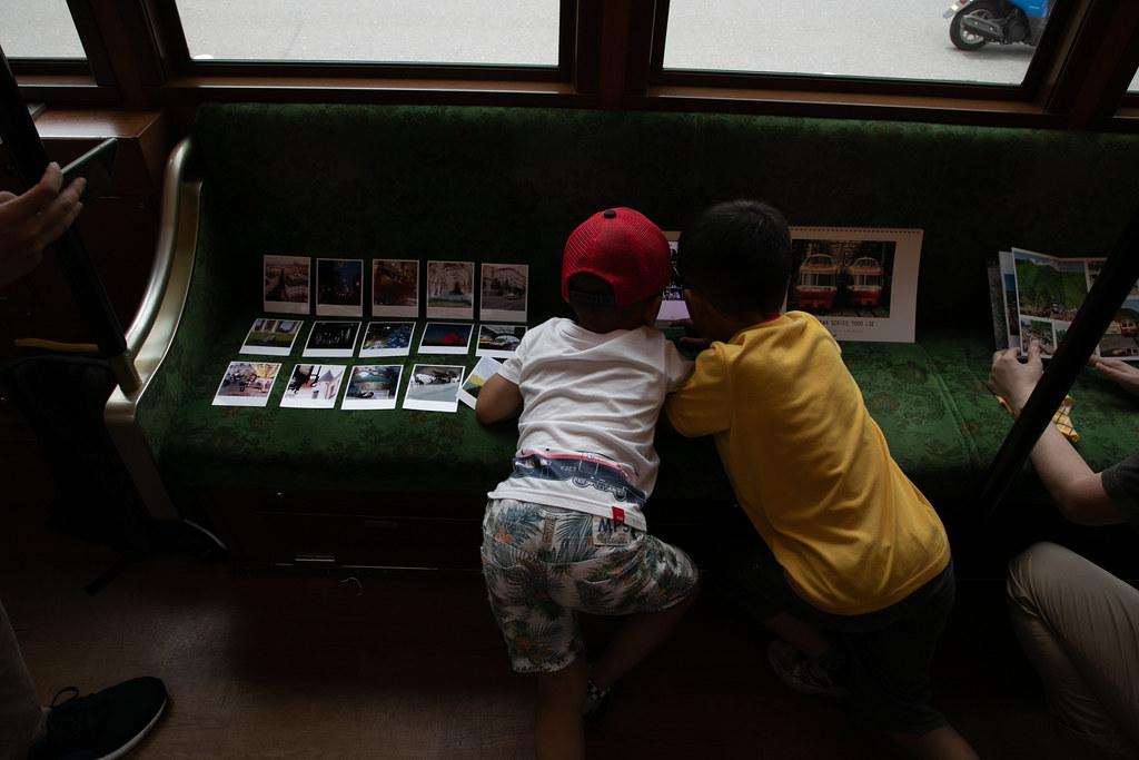 都電荒川線 貸切 大人もできるかな 旅と写真