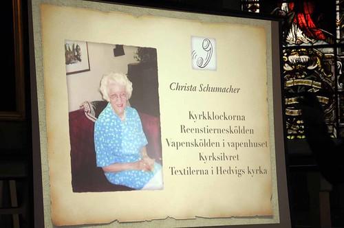 Christa Schumacher