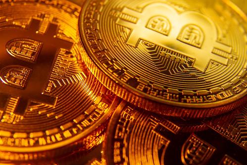 Three Bitcoins