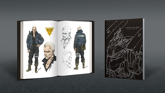 LEFT ALIVE ULTIMATE EDITION