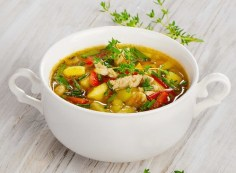 5 Healthy Vegetable Soup Recipes for Weight Loss