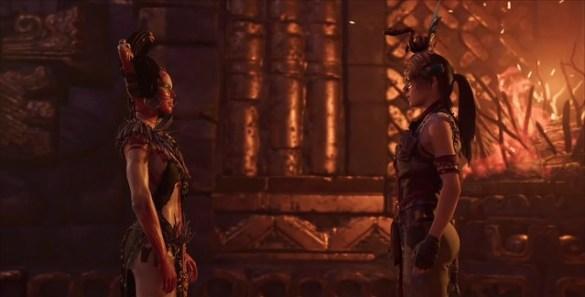 Shadow of the Tomb Raider - Crimson Fire