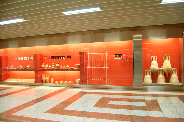 This is just a metro station!