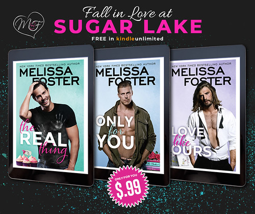 Love Like Ours (Sugar Lake) by Melissa Foster - Book Tour