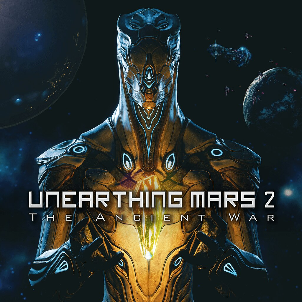 Unearthing Mars 2