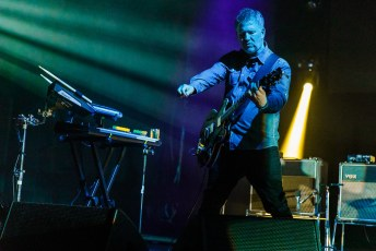 New Order at The Anthem in Washington, DC on August 28th, 2018