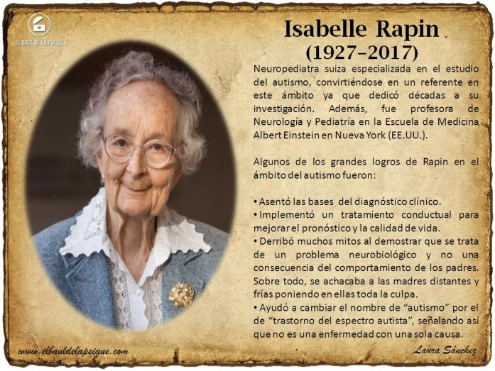 Isabelle Rapin