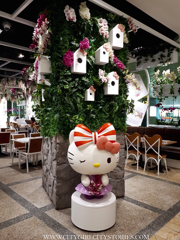 City Girl, City Stories: Hello Kitty Orchid Garden