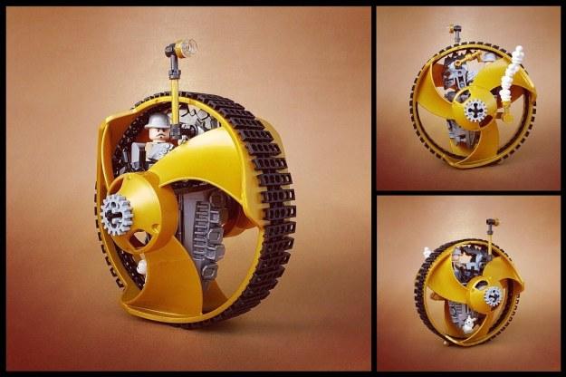 Steampunk Monowheel_B