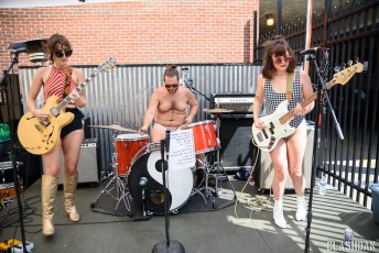 Pie Face Girls @ Hopscotch Day Party, Raleigh NC 2018