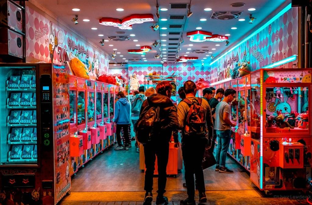 Claw Arcade