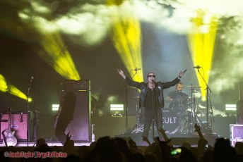 The Cult @ Abbotsford Centre - August 28th 2018