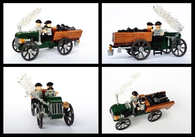Coal Wagon