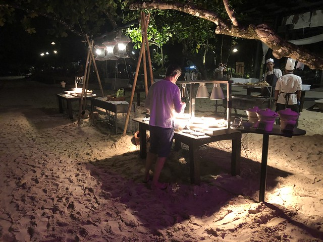 Fisherman Buffet @ Jala Restaurant - The Andaman