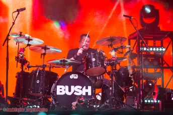 Bush @ Abbotsford Centre - August 28th 2018