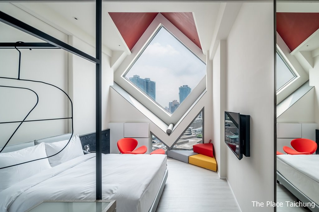 2018 Taichung New Hotels