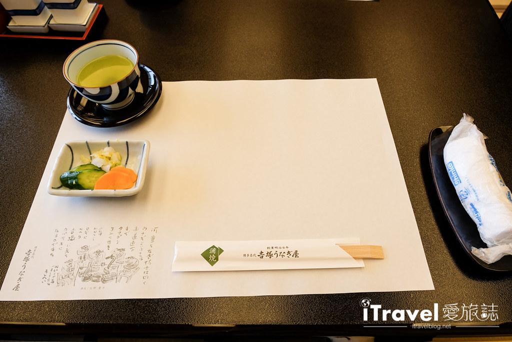 福冈美食餐厅 吉冢鳗鱼屋 (15)