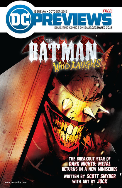 44029474994_ef26993e71_z DC Comics December 2018 Solicitations
