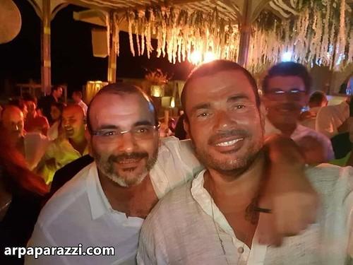 حفل زفاف محمد امام (21)