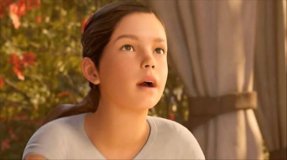 Shadow of the Tomb Raider - Young Lara