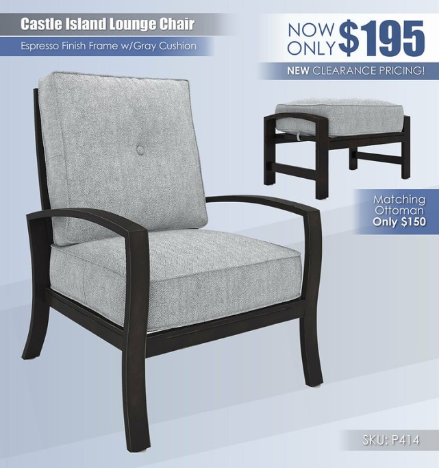 Castle Island Lounge Chair_P414_Clearance