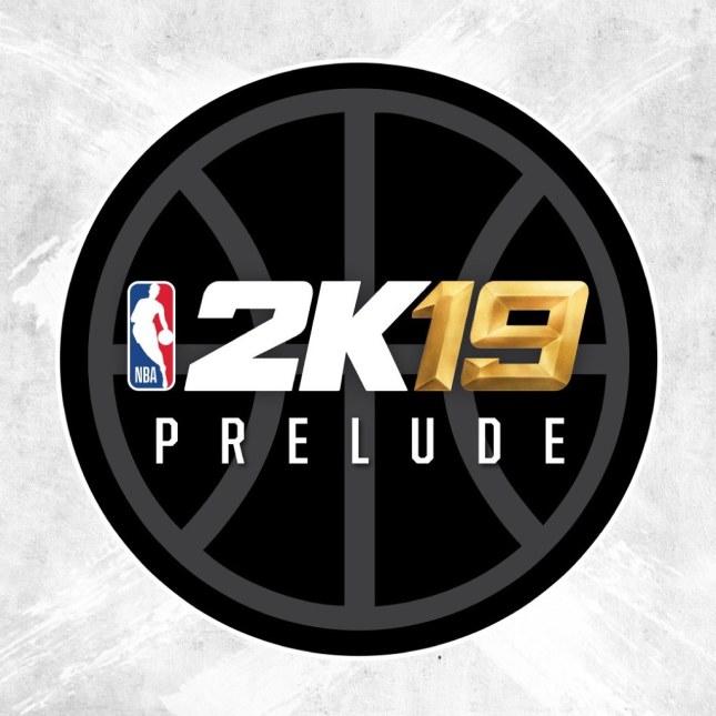 NBA 2K19: Prelude