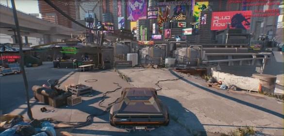 Cyberpunk 2077 - Bright City