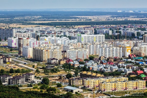 Нетипичный Ульяновск: Новый город, Центральный, Грин-парк ...