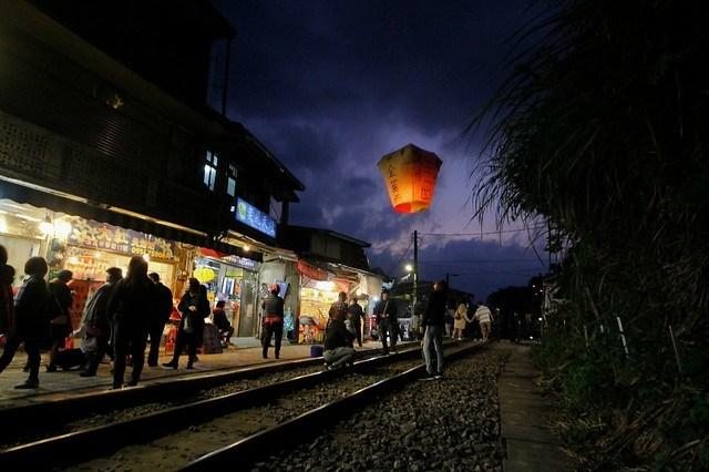 1b. Pingxi Sky Lantern Festival