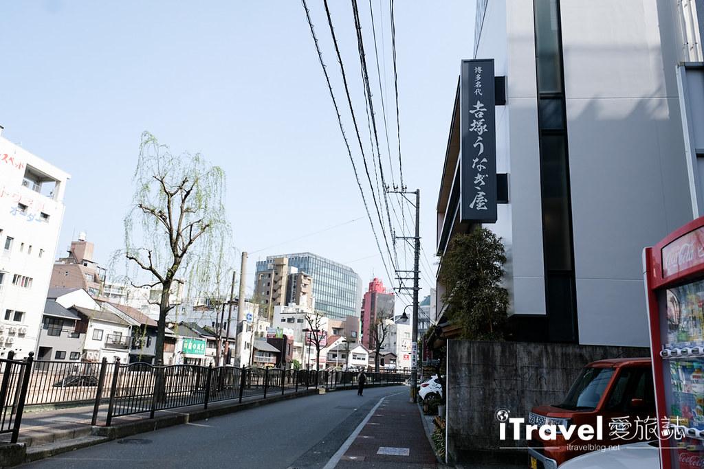 福冈美食餐厅 吉冢鳗鱼屋 (3)