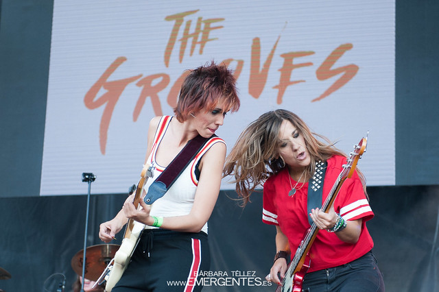The Grooves - Sonorama 2018 (6)-1