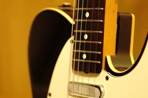 音作りギター