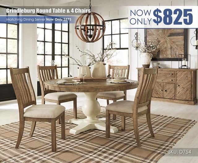 Grindleburg Round Dining Set_D754-50-05(4)-80-R400