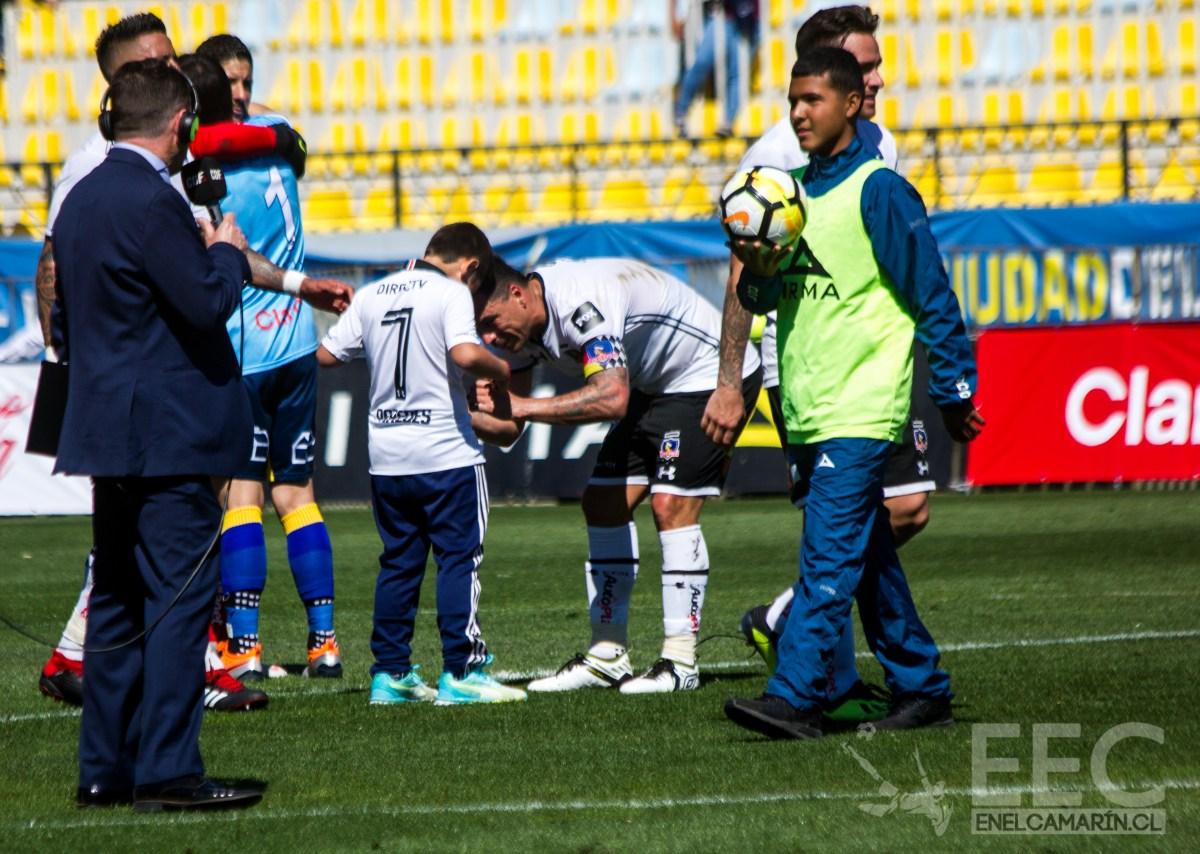 Everton 4-2 Colo-Colo