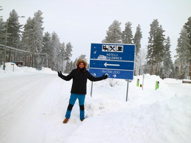Que hacer en Ähtäri en invierno