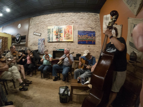 Old Time Mountain Music at The Stomping Grounds-002