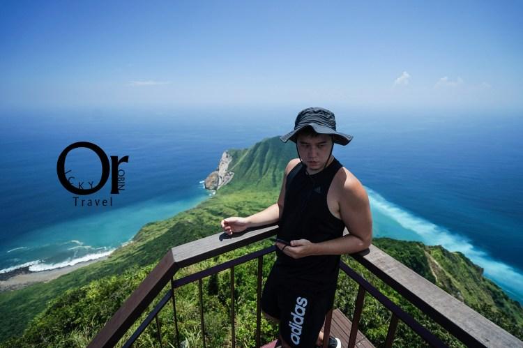 宜蘭一日遊|登龜山島不稀奇,要爬上龜山島401高地,眺望整個龜山島才有挑戰性,1706階階梯等著挑戰,賞鯨環龜山島一日遊