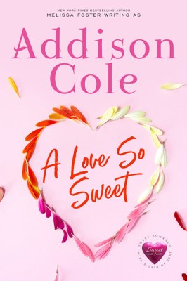 book review a love so sweet by addison cole