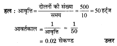 UP Board Solutions for Class 9 Science Chapter 12 Sound A 4