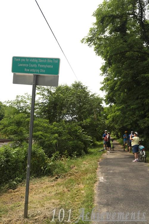 Venture Outdoors: Stavich Bike Trail