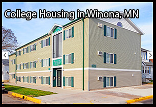 college houses in winona, mn
