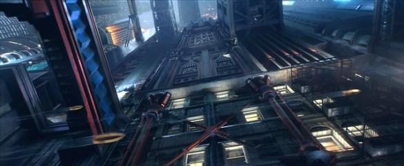 Cyberpunk 2077 - Cityscape