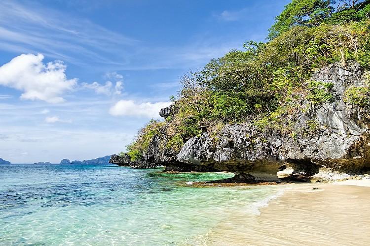 Paradise Beach, El Nido Island Hopping Tours, Survive Travel (6)